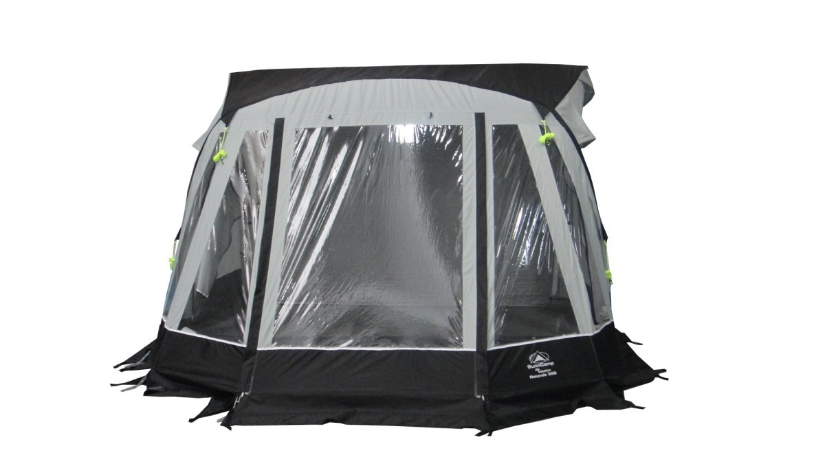 Inflatable Room Sunncamp Rotonde 350 Inflatable Air Frame Awning Awnings Caravan